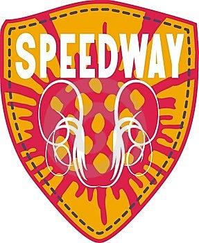 Speed Way Royalty Free Stock Image - Image: 14960516