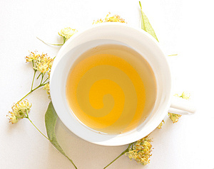 Linden Tea Royalty Free Stock Image - Image: 14963316