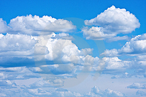 Clouds Stock Image - Image: 14963681