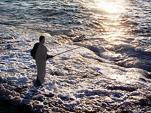 Fisher Man Royalty Free Stock Images - Image: 14964499