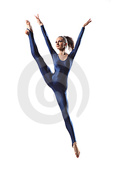 The Dancer Royalty Free Stock Photography - Image: 14967427