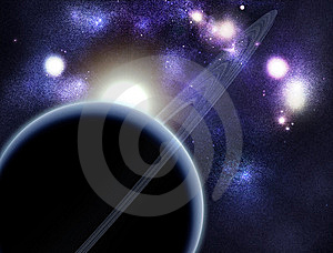 Deep Cosmos Stock Images - Image: 14968104