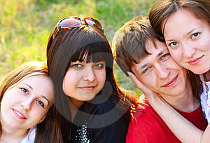 Group Of Young Men Royalty Free Stock Photography - Image: 14968387