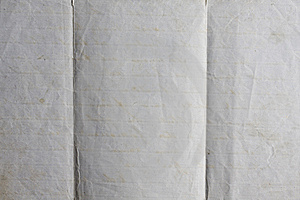 Old Lined Paper Stock Image - Image: 14968941