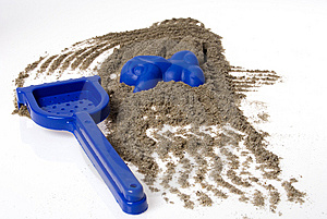 Sand Toys Royalty Free Stock Images - Image: 14970309