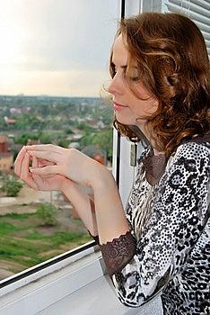 Melancholiczna Kobieta Zdjęcie Royalty Free - Obraz: 14971765