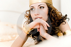 Unga Underlagliekvinnor Arkivfoton - Bild: 14973273