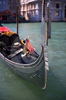 Classic Venetian Scene Royalty Free Stock Photography - Image: 14974817