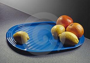Lemons And Oranges Stock Photography - Image: 14977282