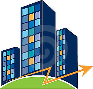 Building Logo Royalty Free Stock Photography - Image: 14978037