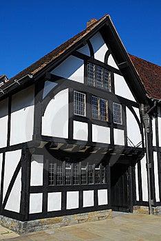 Public Library At Stratford Upon Avon Royalty Free Stock Photo - Image: 14979275