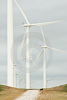 Wind Power Royalty Free Stock Photos - Image: 14980768