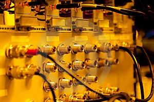 Rack Mounted Servers Stock Photo - Image: 14983920