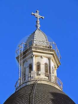 Church Dome Stock Images - Image: 14985274