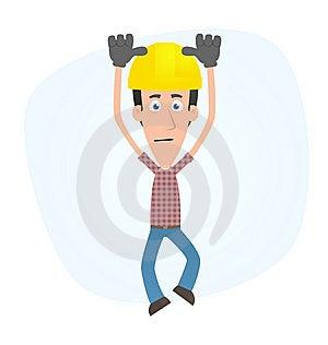 Builder Hung Stock Photos - Image: 14986333