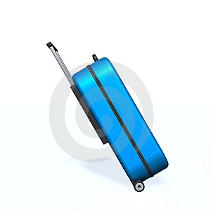 Trolley Case Stock Photography - Image: 14989142