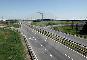 Highway Stock Photo - Image: 14989640