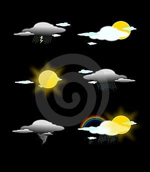 Weather Forecast Stock Image - Image: 14992091