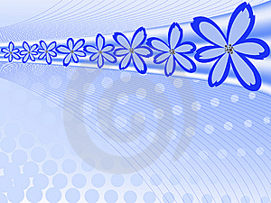 Abstract Blue Background Stock Image - Image: 14994681