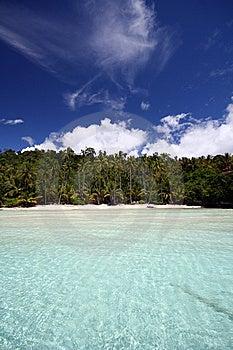 Beautiful Beach Royalty Free Stock Photos - Image: 14994948
