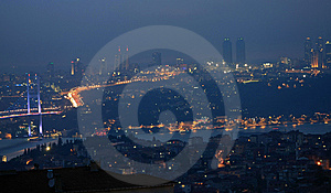 Bosporus In Istanbul, Turkey Royalty Free Stock Images - Image: 14995359