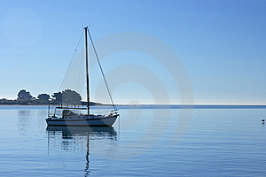 Calm Sailing Royalty Free Stock Photography - Image: 14997337