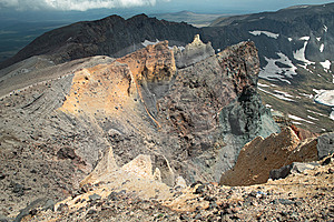 Volcano Rock Stock Photography - Image: 14998462