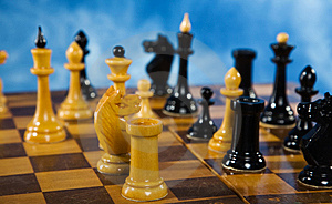 Chess Royalty Free Stock Images - Image: 14998519