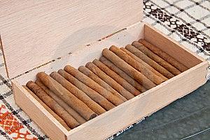 Cigars Royalty Free Stock Photos - Image: 14999028
