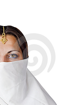 Arabic Woman Stock Images - Image: 14999794