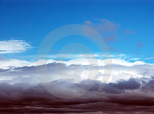Storm Clouds Free Stock Photo