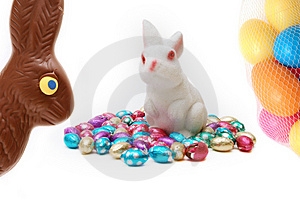 Easter Goodies Free Stock Images
