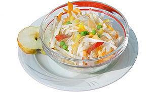 Salata Imagen de archivo