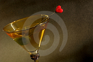 Martini 2 Stock Photo