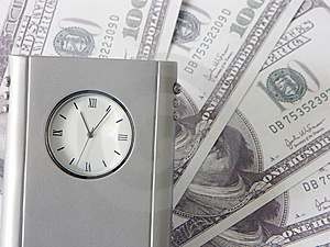 Time Is Money Free Stock Photo