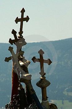 Cruces Fotografía de archivo