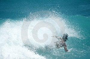 Wipeout Free Stock Image