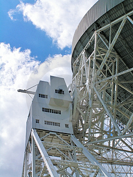 Radio Telescope Free Stock Photography
