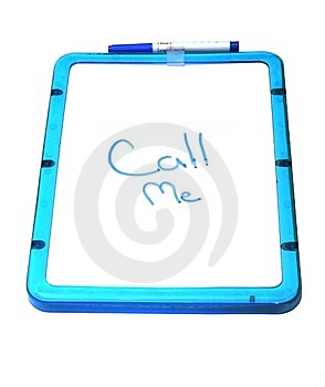Dry Erase Board Free Stock Photos