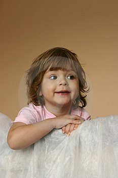 Little Girl Royalty Free Stock Photography - Image: 1502547