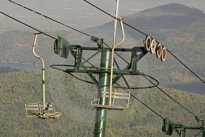 Ski Lift Royalty Free Stock Photo - Image: 1506215