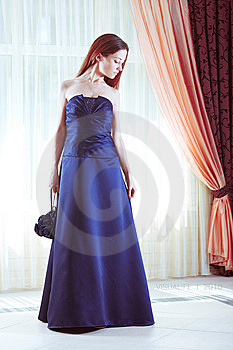 Romantic Lady Royalty Free Stock Photo - Image: 15002835