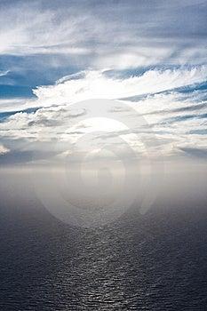 Sahara Dust Phenomenon Royalty Free Stock Image - Image: 15005096