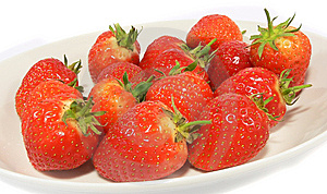Strawberries. Royalty Free Stock Photo - Image: 15007865