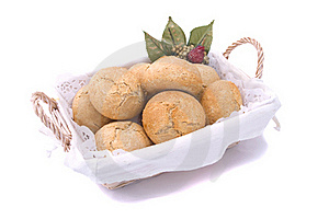Fresh Bread Royalty Free Stock Photography - Image: 15009847