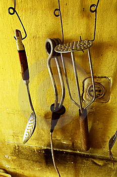 Utensil Royalty Free Stock Images - Image: 15015069