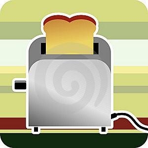 Toaster Royalty Free Stock Photos - Image: 15017388