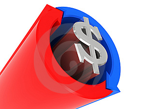 Converting Of Currencies Royalty Free Stock Photos - Image: 15020938