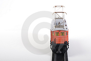 Model Railway Stock Image - Image: 15022141