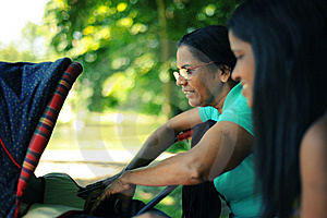 3 Generations Stock Photos - Image: 15022263